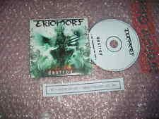 CD Metal Ektomorf - Destroy (12 Song) Promo NUCL BLAST