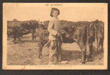 AURILLAC (15) ENFANT VACHER / LOU BOUTILLE & LO SELLO en 1937