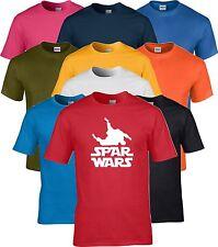 MMA Judo BJJ Jujitsu Star Spar Wars T Shirt
