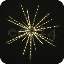 Etoile 80 LED 60cm à effet feu d'artifice ou lumière fixe