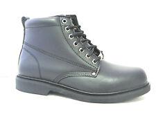 Vegace - LaVega Men Oil Slip Resistant Work Restaurant Uniform Leather Boot 6205