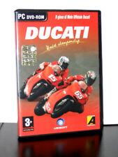 DUCATI WORLD CHAMPIONSHIP GIOCO USATO OTTIMO STATO PC EDIZIONE ITALIANA 22546
