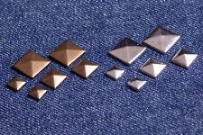 Pyramiden - Hotfix-Nieten / Bügelnieten 300St. 5mm o. 150St. 7mm o. 75St. 10mm