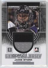 2013 In the Game Between Pipes #GUM-40 Jamie Storr Los Angeles Kings Hockey Card