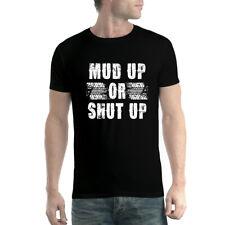 Off Road Racing 4x4 Men T-shirt XS-5XL