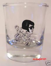 ELVIS PRESLEY CARTOON CHARACTER IMAGE SHOT GLASS
