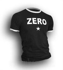 Para Hombre cero Scott Pilgrim símbolo timbre Contraste T-SHIRT * NUEVO * S-XXL
