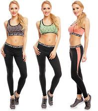 Damen Sport-Top Fuer Yoga Fitness-Training Angool Komfort Sport Bügellos 62081