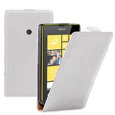 Etui Cuir PU Vrai Pour Nokia Lumia 520/ 525/ 521 RM-917