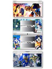 SONIC THE HEDGEHOG Vinile Autoadesivo per Nintendo DSi XL