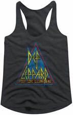 Def Leppard Sugar Triangle Tank Sleep Shirt Heavy Metal Music