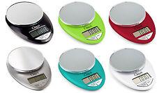 Ozeri Pro Digital Kitchen Food Scales, 1g/12lb, 6 Colors