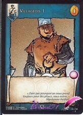 Carte de jeu D'aprés la BD LANFEUST DE TROY 131/150 Villageois 1