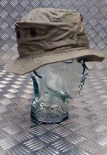 Stile Militare Forze Speciali Boonie Hat Cappello Cespuglio/breve orlo VERDE OD