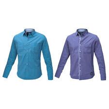 Camicia Uomo CLINCHBERRY Manica Lunga Cotone 2 Articoli