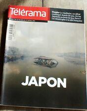 *TELERAMA 03/2011* JAPON . STANLEY KUBRICK.BERLIN