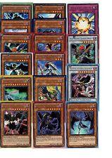YUGIOH Carte-ARGENTO RARA Blackwing Deck Building carte scegliere il tuo