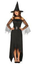 Schöne Hexe Kostüm für Damen Größe M-L - Fasching Karneval