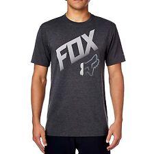 Fox Racing Mind's Eye s/s Tech Tee Shirt Heather Black