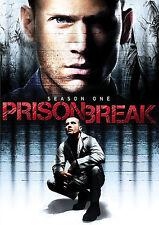 Prison Break Season 1 (DVD, 2009, 6-Disc Set)