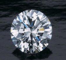 1ct Loose CVD DIAMOND GEMSTONE 1.25-2.45mm ROUND CUT DEF COLOR VS1, VS2 Clarity