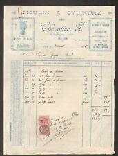 """LAVAL (53) MOULIN à CYLINDRE """"P. CHEVALIER"""" en 1936"""