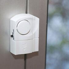 Alarme Détecteur Ouverture Door Window Sans Fil Porte Fenêtre Baie Garage Neuf