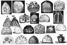 Victorian Edwardian Tea Cosy Cosies Patterns Book c1900