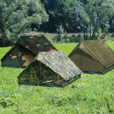 2-mann Tente minipack BW Bundeswehr camouflage, Armée Camo ou Olive, 2 personnes
