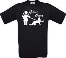 Uomini-shirt JGA Game over