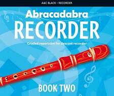 Abracadabra Grabadora Book 2-clasificado repertorio para contrapunto Grabadora