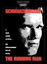 Running Man  DVD 1987 Arnold Schwarzenegger, Factory Sealed Brand New!