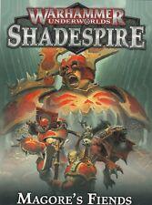 Warhammer Underworlds Shadespire Magore's Fiends Cards