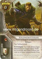Warhammer Invasion - 2x Söldnerveteran  #038 - Der Weg des Fanatikers
