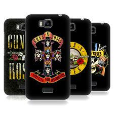 Official GUNS N 'ROSES clé art de coque arrière dur pour HUAWEI Phone 2