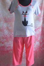 Maternity pyjama nightwear sleepwear nursing open buttons labour  M 120