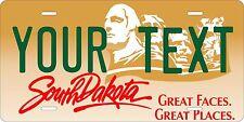 South Dakota 1992-6 Personalized Custom License Plate Car Motorcycle Bike