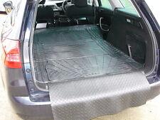 3pc Boot Liner di carico tappetino protezione per paraurti Citroen C5 Estate 2008+ gomma naturale