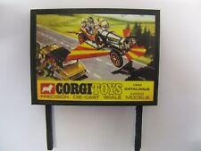 Corgi Toys (Chiddy Chiddy Bang Bang) - Model Railway Billboard - N & OO Gauge