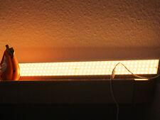 Alu Highpower LED Leiste Balken Streife 91cm 72W 7000LM 252x5730 leds, warmweiss