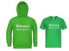 T-Shirt / Kapuzensweat M'Gladbach KÄMPFEN SIEGEN Ultra Hoodie, Kapu, Trikot