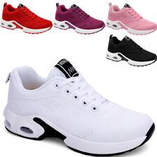 Damen Sportschuhe Laufschuhe Strick Fitness Sneaker Freizeitschuhe RunningSchuhe