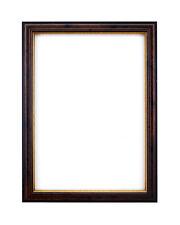 Elegant reverse cadre photo cadre photo affiche cadre photo cadre noyer