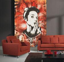 3D Casa Donna 71 Parete Murale Foto Carta da parati immagine sfondo muro stampa
