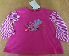 Catimini baby girl pink top BNWT 6-9 m designer