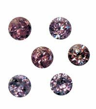 Natural Rare Fine Pink Diamond - Round - Unheated, Untreated