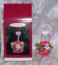 1996 Hallmark Christmas Ornament Merry Carpoolers