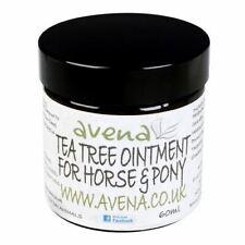 Cavallo E PONY Unguento naturale Tea Tree piccoli tagli, escoriazioni, graffi, GRATIS P&P