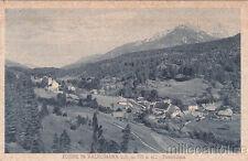 * FUSINE IN VALROMANA - Fraz.Tarvisio - Panorama 1934