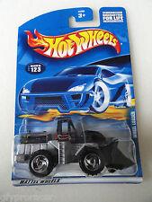 Hot Wheels 2000 Issue Wheel Loader #123